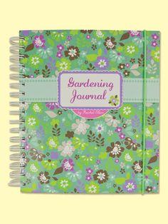 GardenJournalPlannerOrganizerPrintablePDFbytidymighty
