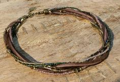 Shops, Etsy Shop, Bracelets, Jewelry, Fashion, Plum Colour, Neck Chain, Get Tan, Leather