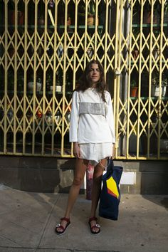 Tucked In Shirt Outfit, Leandra Medine, Man Repeller, Summer Lookbook, Got The Look, Playing Dress Up, Get Dressed, Business Women, Street Wear