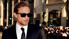 Is 'Sons Of Anarchy' Star Charlie Hunnam Finally Ready To Walk Down The Aisle With Longtime Love Morgana McNelis?