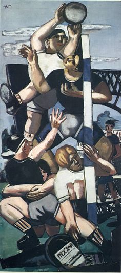 Artistic rugby