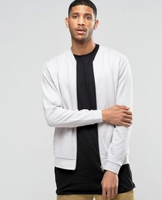 http://www.quickapparels.com/men-zipper-jersey-bomber-jacket-in-light-grey.html