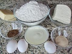 Saratele cu branza si chimen Ingrediente Romanian Recipes, Romanian Food, Deserts, Pizza, Cooking, Fine Dining, Food And Drinks, Kitchen, Desserts