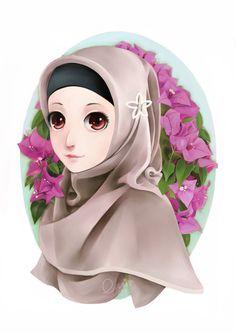 i love hijjab Crown Illustration, People Illustration, Cartoon Sketches, Cartoon Art, Clipart Png, Muslim Pictures, Hijab Drawing, Anime Muslim, Muslim Hijab