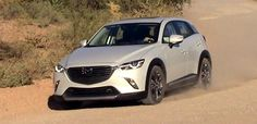 Test Drive: 2016 Mazda CX-3 Grand Touring AWD - ActivityVehicle.com