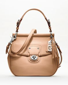 Coach | Leather New Willis