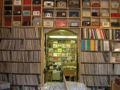 Fox Music Company Indie Record Store Watertown Wisconsin
