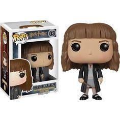 [Harry Potter: Pop! Vinyl Figures: Hermione Granger (Product Image)]