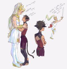 Steven Universe, Korrasami, She Ra Princess Of Power, Fanart, Kids Shows, The Last Airbender, Cartoon Characters, Avatar, Anime