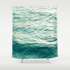 Blue Water Shower Curtain by The Last Sparrow - $68.00