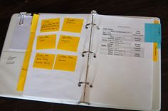 Pages From My Journal: How to Create a Fact Manual for a Book Series