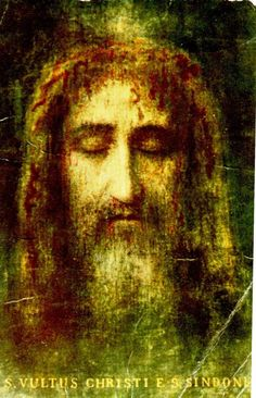 Devotion to the Holy Face of Jesus: Shroud of Turin