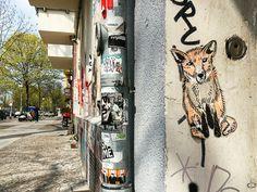 Görlitzer Straße in Kreuzberg.