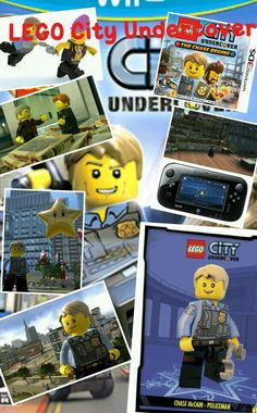 Lego City undercover. A request from my brother. :)