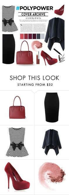 """""""Polypower"""" by dudubags ❤ liked on Polyvore featuring Alexander McQueen, WearAll, Kershaw, NARS Cosmetics, Kevyn Aucoin and PolyPower"""