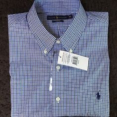 ralph lauren shirt XL Slim Fit 24.5 Inches Pit To Pit