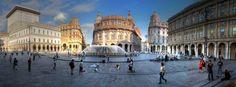 Genova - Piazza Raffaele De Ferrari...