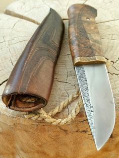 knife making how to
