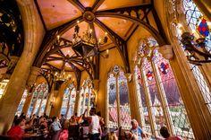 Cinderella's Royal Table  - Disneytouristblog.com  Beautiful photography of Disney Park