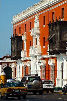 Trujillo, Peru http://www.southamericaperutours.com/