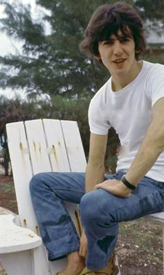 Very Young George Harrison. - Lived: Feb 25, 1943 - Nov 29, 2001 (age 58)                                                                                                                                                     More
