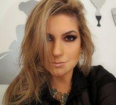 Maquiagem para o Natal 2012!!!