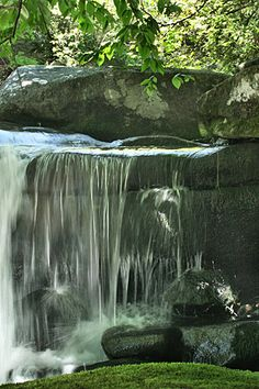 Brevard, North Carolina – Bird Rock Falls