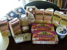 The Greenbacks Gal | coupons for organic/vegan/gluten free food