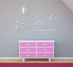 Originálne nalepovacie dekorácie do detskej izby Hana, Diy, Home Decor, Decoration Home, Bricolage, Room Decor, Do It Yourself, Home Interior Design, Homemade