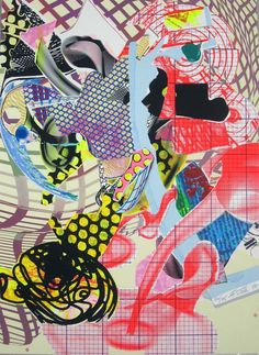 Here are five amazing American abstract artists that have been killing it for a long time and are just getting started!