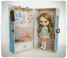 The Beach House... I LOVE this idea!