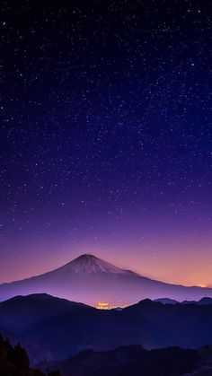 S8 S9 Wallpaper Sky Backgrounds Nature Tranquil Blue Purple
