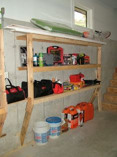 http www.askthebuilder.com how-to-garage-shelving-ideas - 1000 images about Garage shelving ideas on Pinterest