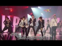 Super Junior - Why I Like You [ENG+ROM SUBS] Live [HQ]