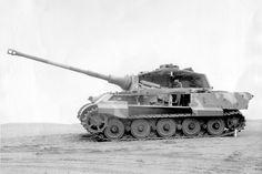 Germany's Panzerkampfwagen VI Ausf B, Königstiger, SdKfz 182 heavy tank - World War II Vehicles, Tanks, and Airplanes