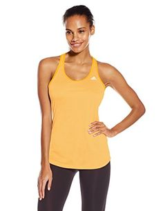 49c5544752 Amazon.com: adidas Women's Keyhole Tank Top: Sports & Outdoors