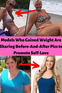 Models Who Gained Weight Are Sharing Before-And-After Pics to Promote Self-Love Cute Relationship Goals, Cute Relationships, Funny Pins, Funny Memes, Hear Style, Beautiful Nature Pictures, Before And After Pictures, Weird World, Weight Gain