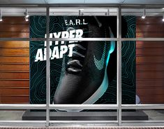 """Check out new work on my @Behance portfolio: """"Nike Hyper Adapt"""" http://be.net/gallery/61265219/Nike-Hyper-Adapt"""