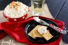 shrimp dip - www.afarmgirlsdabbles.com