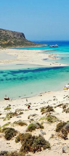 Balos in Chania, Crete, Greece