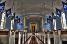 The interior of the U.S. Coast Guard Memorial Chapel on the grounds of the U.S. Coast Guard Academy in New London, Conn. U.S. Coast Guard HDR photograph by Petty Officer 1st Class NyxoLyno Cangemi #coastie #coastguard