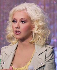 Christina Aguilera on The Voice season 5!