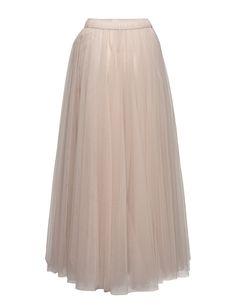 Lg Classic Tulle Skirt (Aqua) (2799 kr) - Cathrine Hammel | Boozt.com