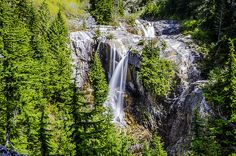 Keekwulee Falls A shot of Keekwulee Falls in Washington State. Keekwulee Falls Washington State waterfalls nature outdoors forest trees