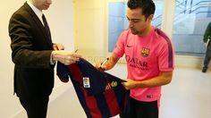 Xavi Hernández #FCBarcelona #Xavi #XaviFCB #FansFCB #6 #FCB