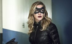 """Get ready for more mini-Berlantiverse crossovers. Arrow's Katie Cassidy is heading to The Flash for this season's penultimate episode. """"You will..."""