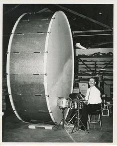 giant kick drum