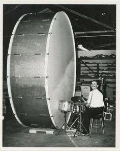 giant kick drum
