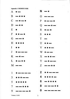 Morse Code Receiving Crib Sheet could be an awesome tattoo idea is part of Dog tattoos Quotes Website - Dog tattoos Quotes Website Small Tattoo Placement, Cool Small Tattoos, Little Tattoos, Mini Tattoos, Tattoos For Women Small, Sexy Tattoos, Body Art Tattoos, Tattos, Small Symbol Tattoos