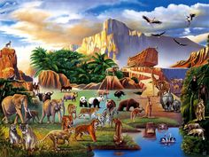noah's ark images | Bible Tale: Noah's Ark Wallpaper - Christian Wallpapers and ...
